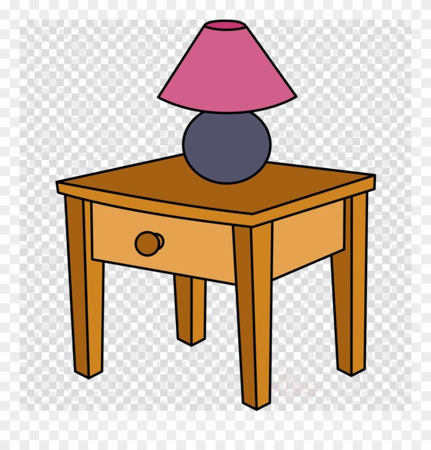 Mesa De Noche Png Clipart Bedside Tables Clip Art.