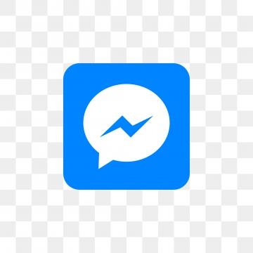 Facebook Messenger PNG Images.