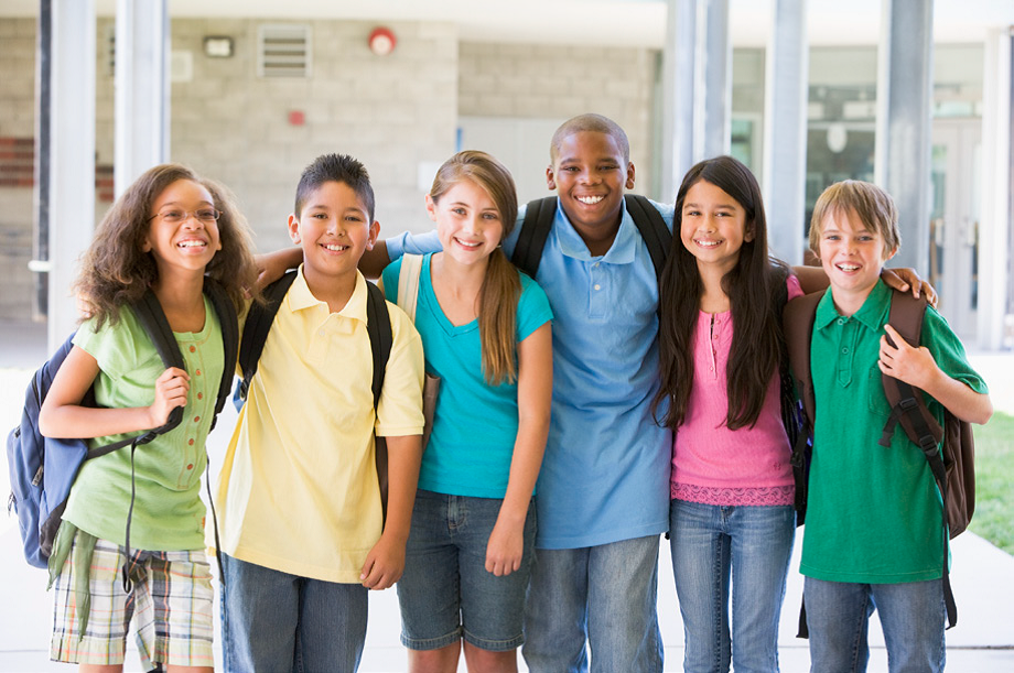 Middle School Kids PNG Transparent Middle School Kids.PNG.