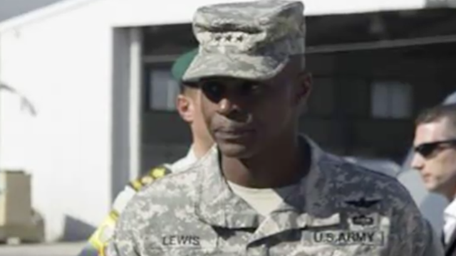 Maj. General Ronald Lewis: Full Story & Must.