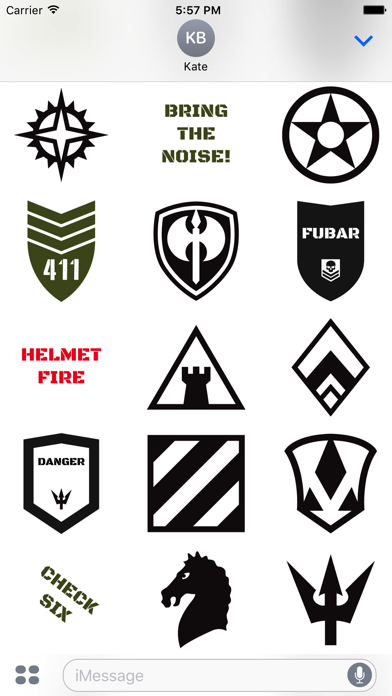 Military Slang.