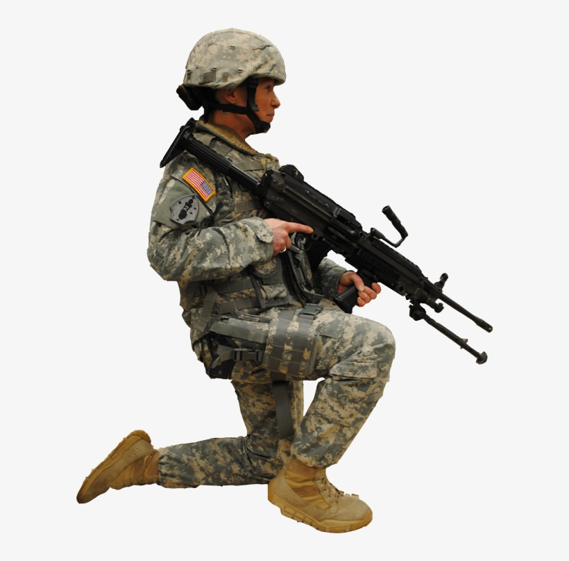 Military Infantry United States.