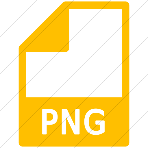 IconsETC » Simple yellow mime types document png icon.