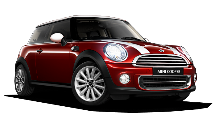 Download MINI Cooper PNG.