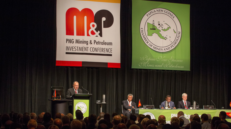 Mining and Petroleum Conference set.