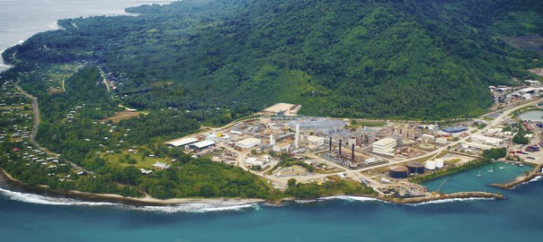 New PNG PM strives for economic independence through mining.