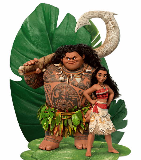Moana Png Transparent Background.