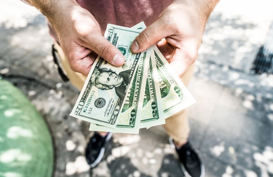 Beware of the Money Drop Scam.