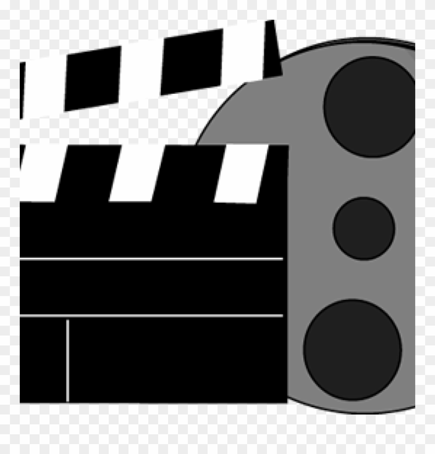 Movie Film Clip Art Movies Clipart Free Download On.