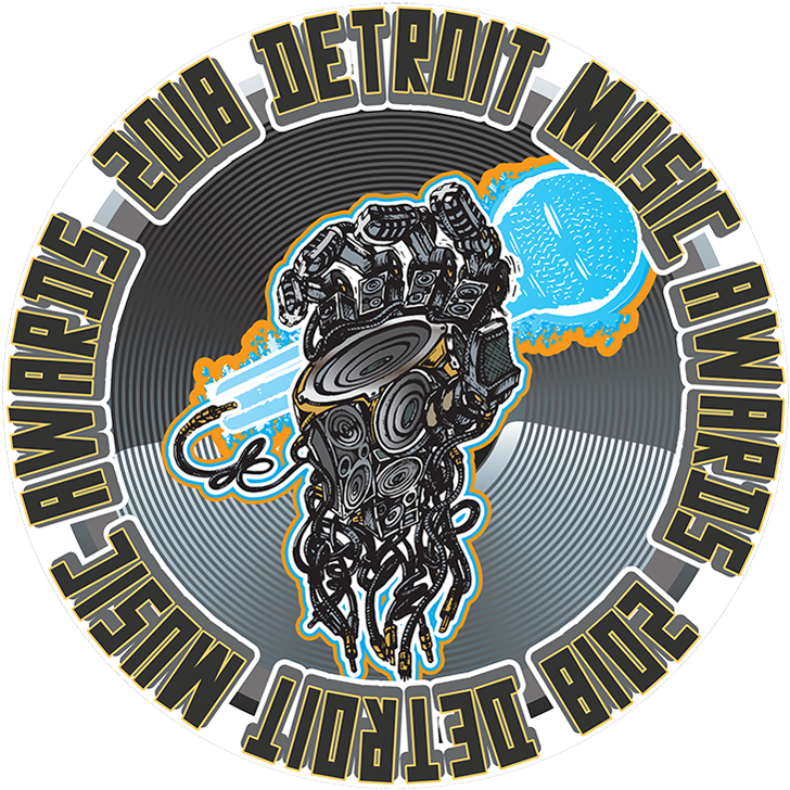 Download Detroit Music Awards Logo 2018.