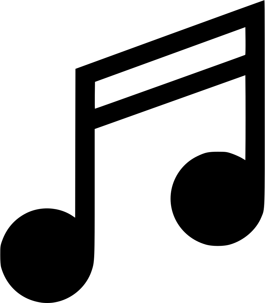 Tune Music Song Lyrics Sound Note Player Svg Png Icon Free.