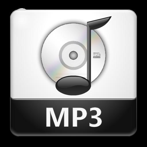 Mp3 music file icon #36702.