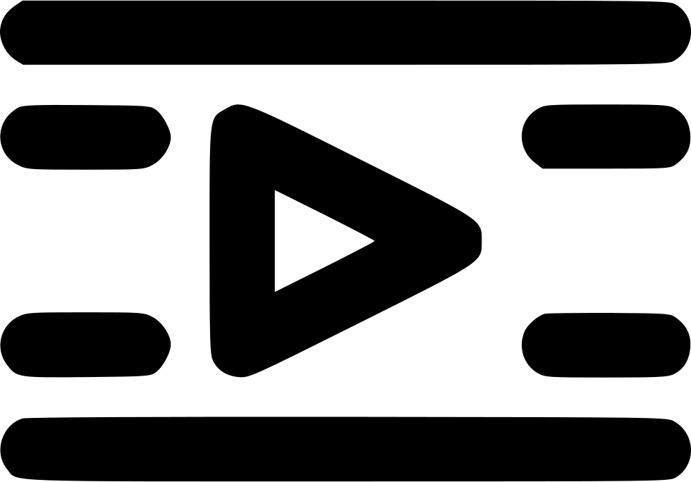 Playlist List Ui App Music Video Svg Png Icon Free Download.