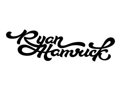 Logo Design: Personal Names.