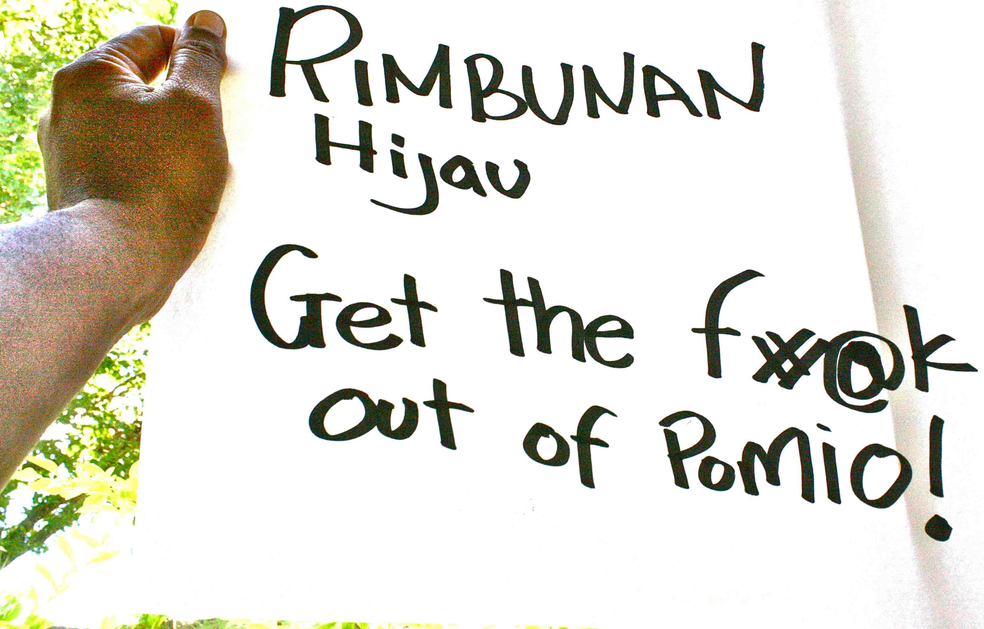 Another court defeat for Malaysian logger Rimbunan Hijau.