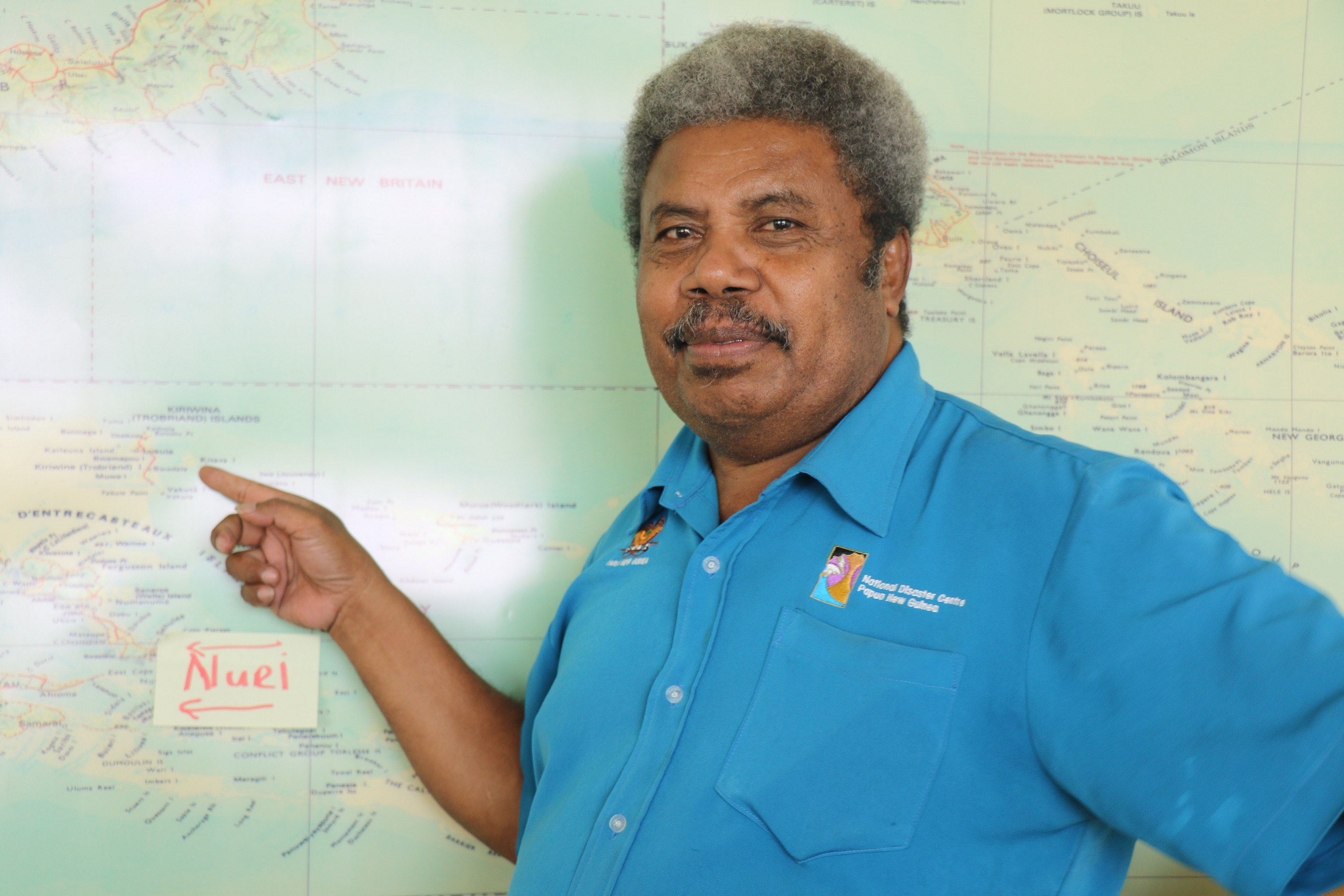 A step closer to better management of disasters in PNG.