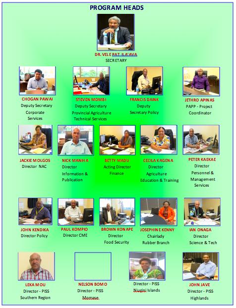 Organisational Structure.