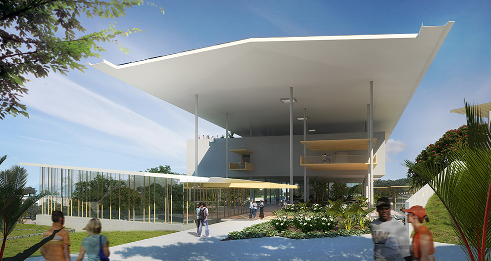 Papua New Guinea National Museum and Art Gallery Master Plan.