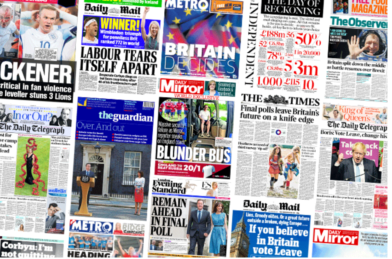 ABC figures: National press sees June Brexit vote boost in.