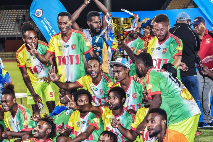 Sport: Further changes proposed for PNG\'s National Soccer.