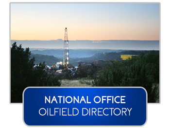 Our Oilfield Directories.