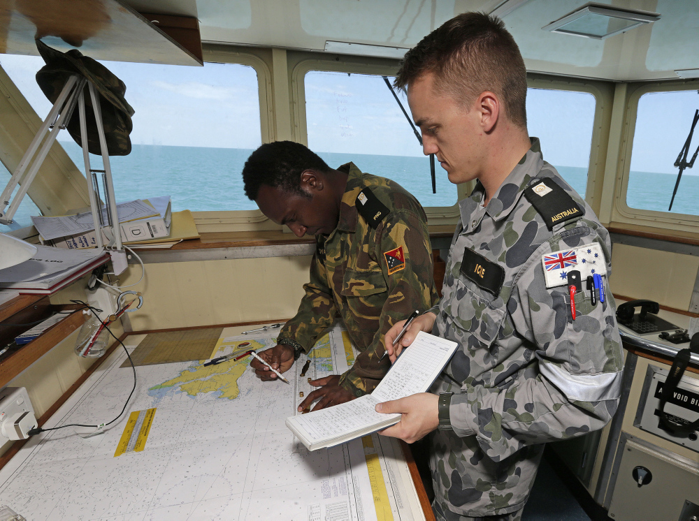 Personnel exchanges promote regional cooperation.