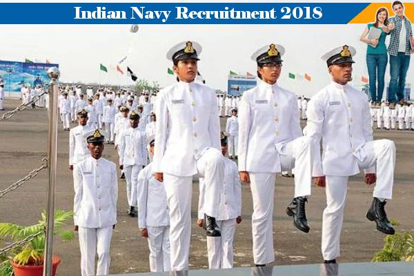 Indian Navy Job for 2500 Vacancies of Sailors, 12th Pass.