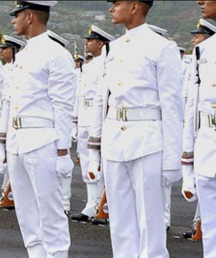 Indian Navy recruitment.