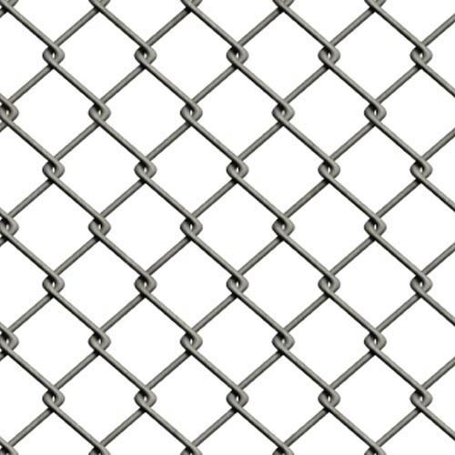 Chain Link Fencing, चेन लिंक बाड़ लगाना.