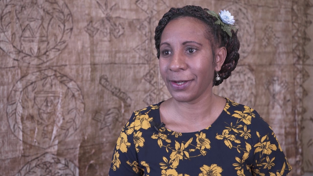 Caroline from Papua New Guinea on what it's like to study on a New Zealand  Scholarship.