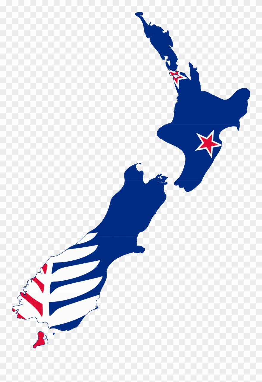 New Zealand Flag Clipart Png.