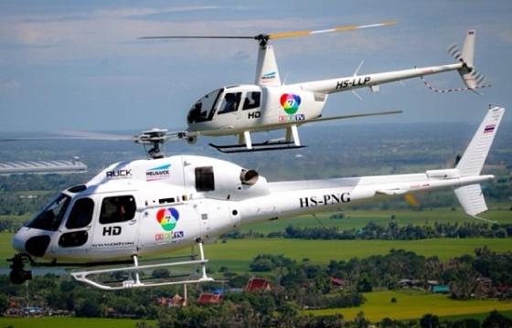 UPDATE: TV news crew among dead in Khon Kaen helicopter.