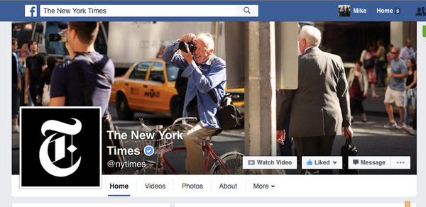 Still Want to Get the News on Facebook? Read All About It.