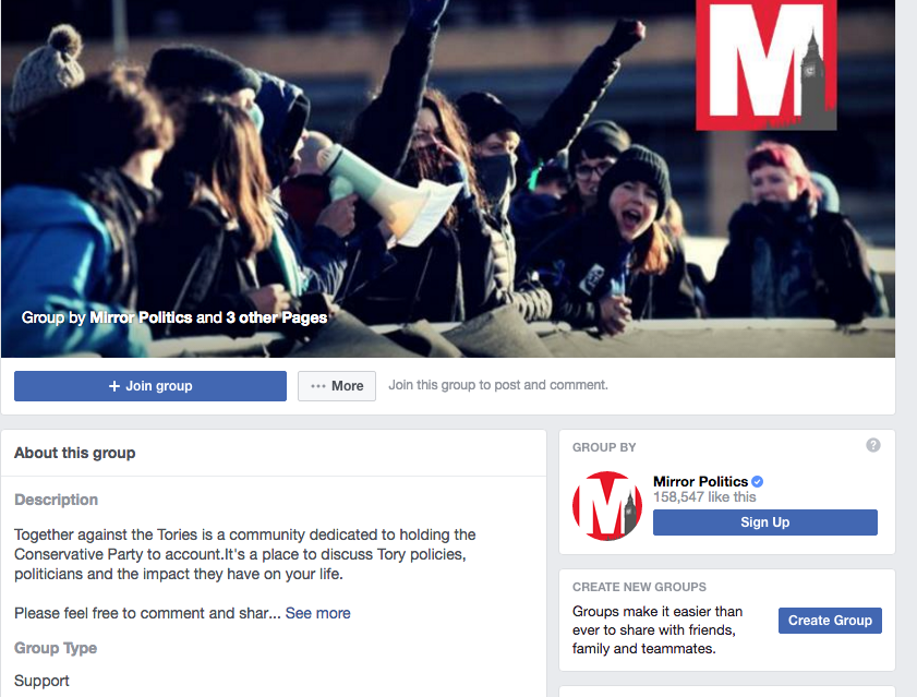 News brands setting up Facebook \'page groups\' in wake of.