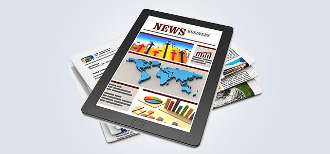 Digital Newspaper Software Online Newspaper Publishing.
