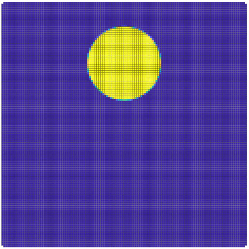 Comparison between no compression (Λ f = 0), simple.