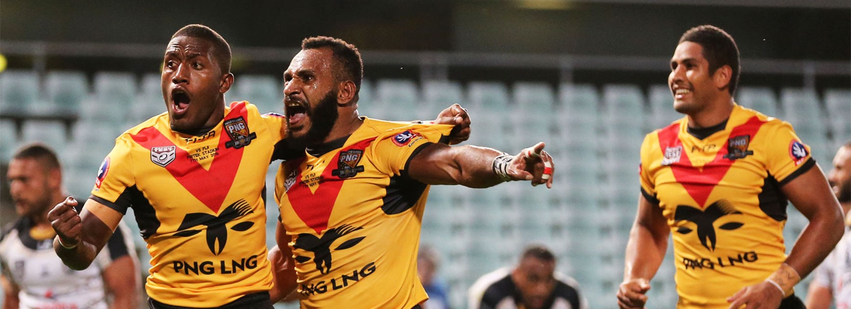 PNG stuns Fiji in a thriller.