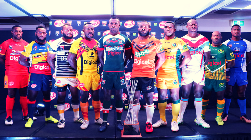 Digicel Cup season launched.