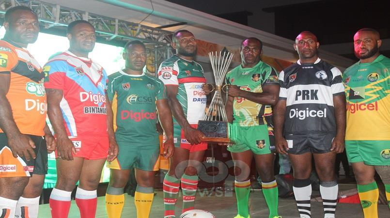 Digicel Cup launched in style.