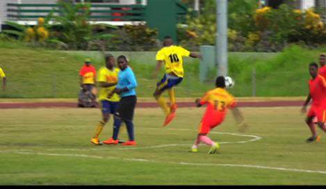 2018 PNG National Soccer League Season kicks off.