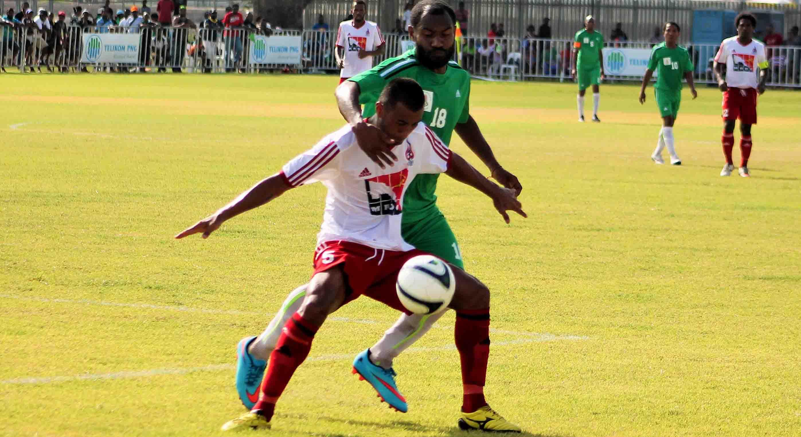 NSL season begins in PNG.