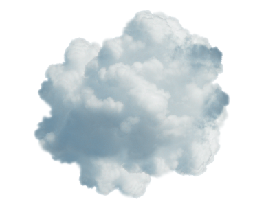 Download Free png Blue Cloud PNG Transparent (Isolated.