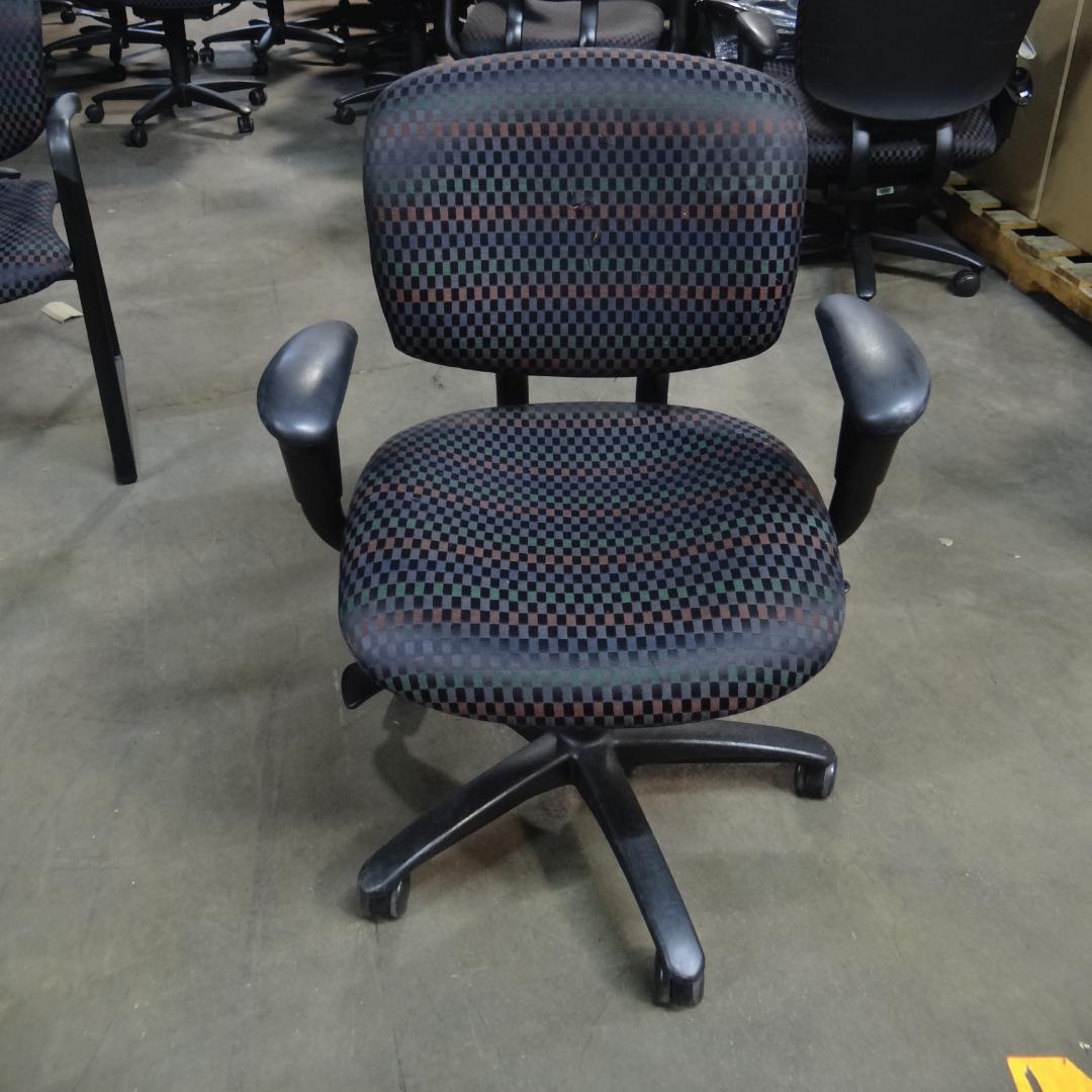 Refurbished Haworth Chairs.