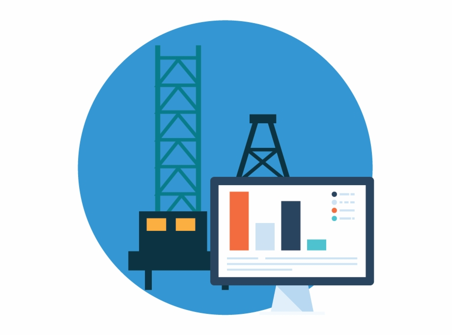 Oil, Gas And Data.