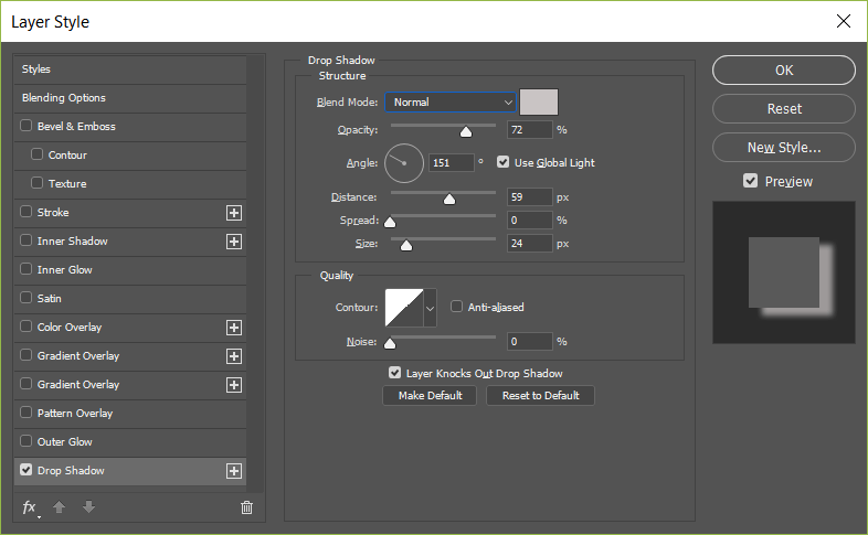 How to Add a Simple Product Shadow in Photoshop.