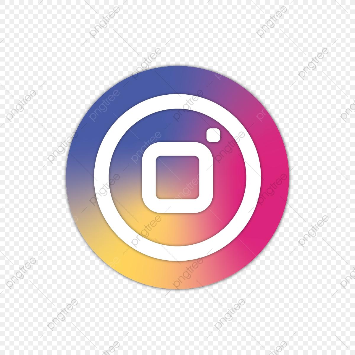 Instagram Logo Inverse, Instagral Logo, Logo Instagram PNG.