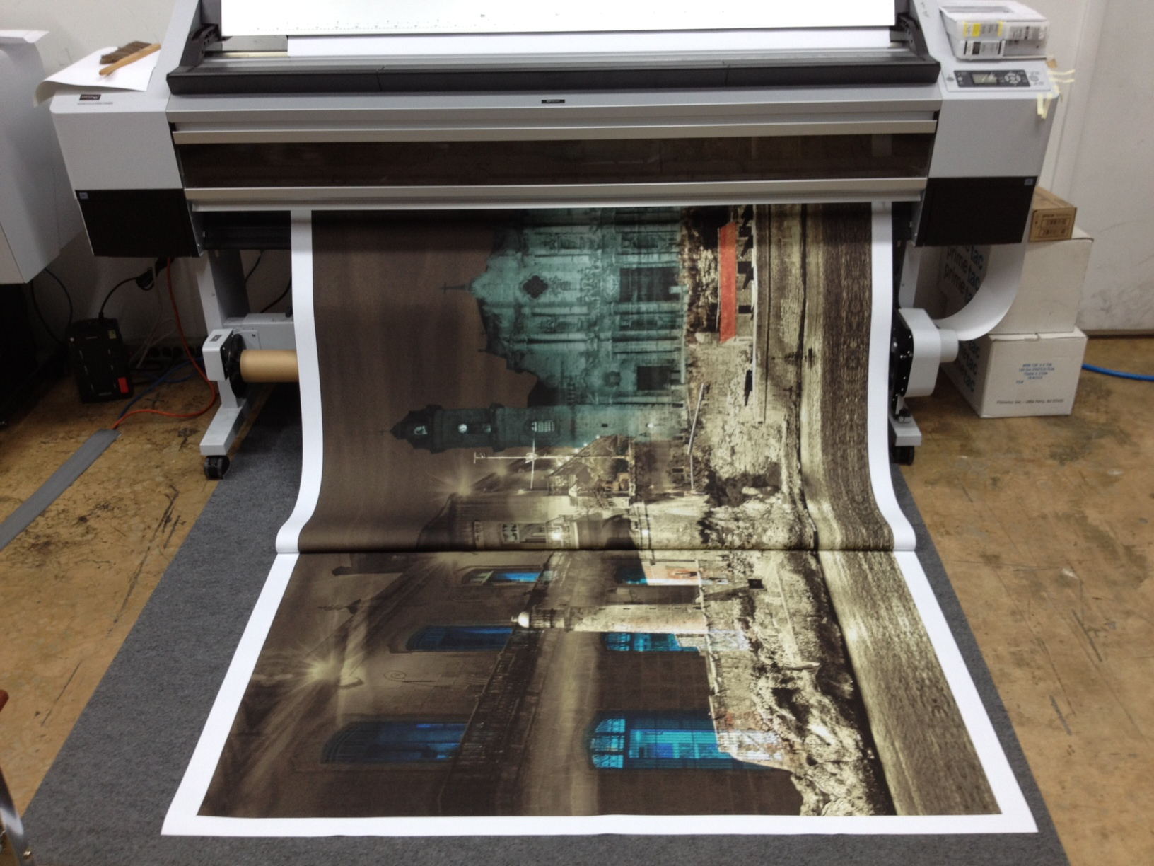 Best File Format For Giclee Printing Ready Files.