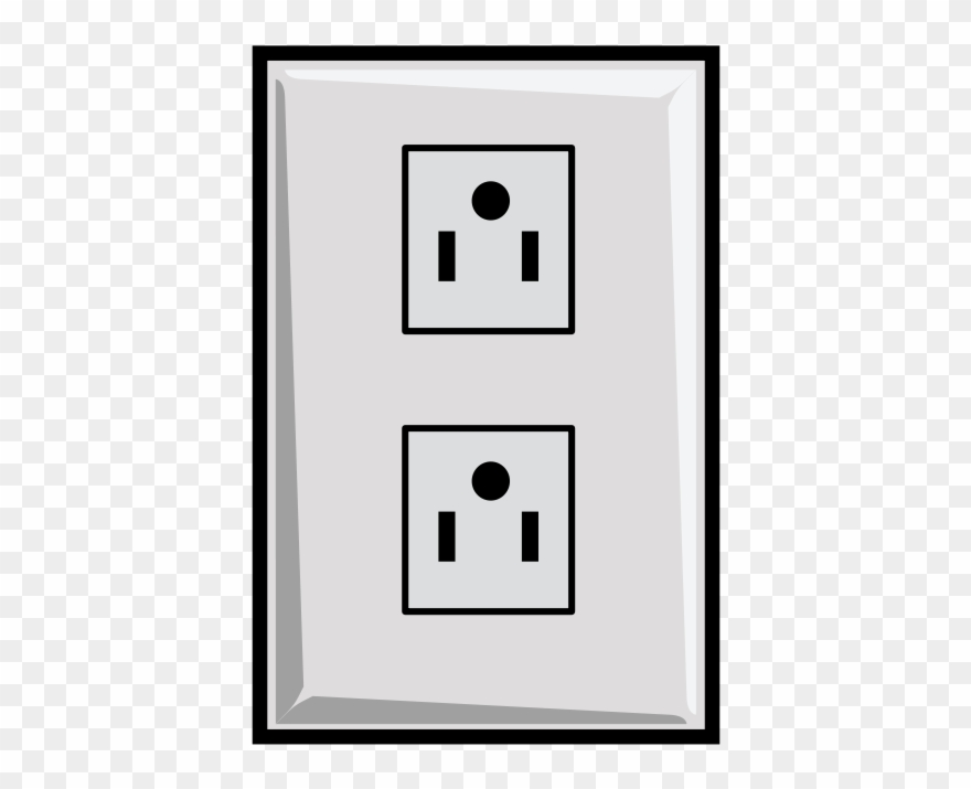 Power Outlet Clipart.
