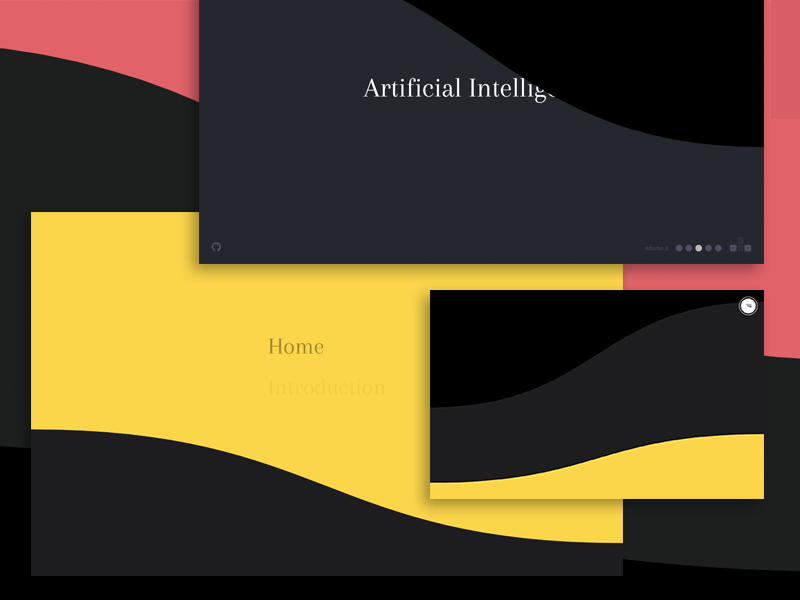 Dynamic Shape Overlays with SVG.