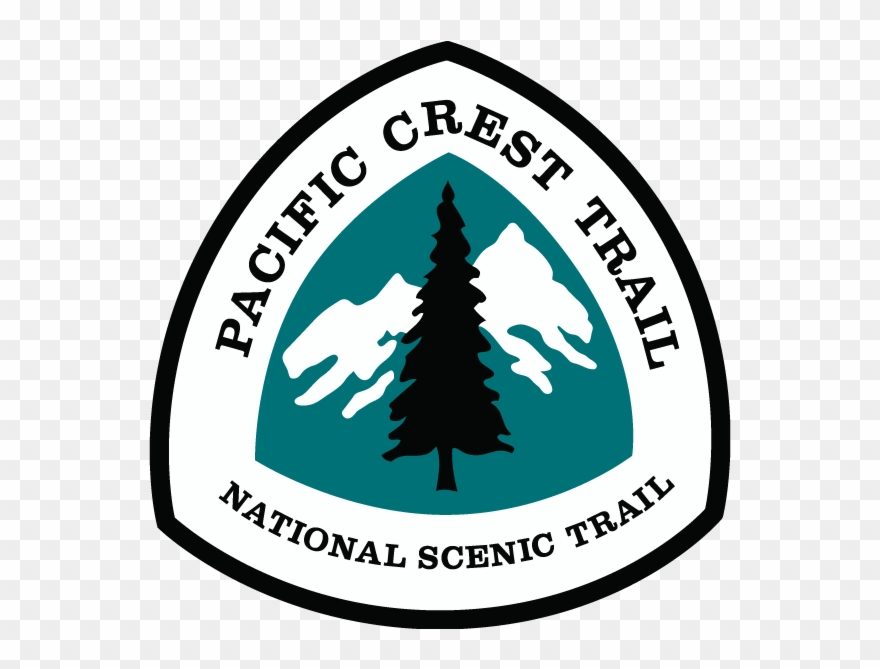 Pacific Crest Trail Logo Png.